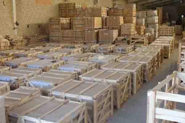 صادرات سنگ به قطر1