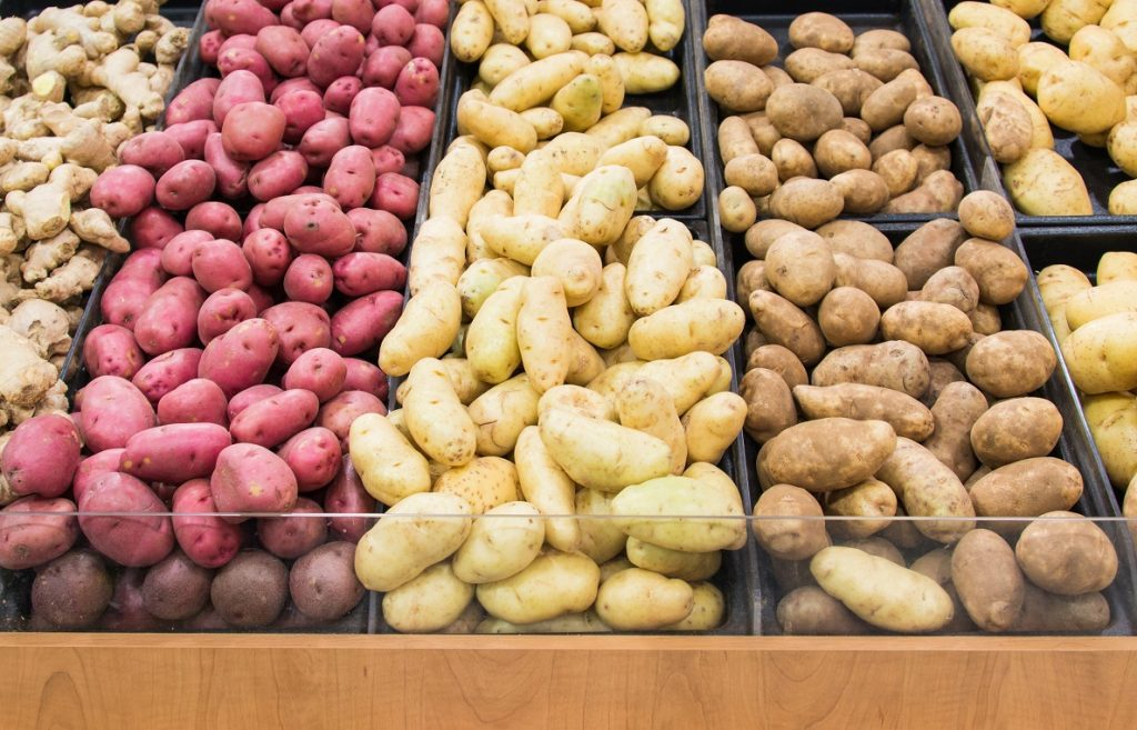3.نکات مهم صادرات سیب زمینی